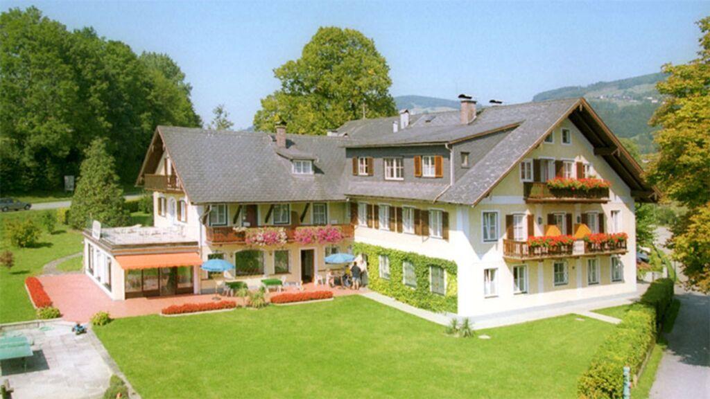 Hotel Garni Stabauer, Ferienwohnung im Hotel