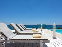Poolvilla mit Meerblick direkt am Strand, Villa 7 in Lahania - kleines Detailbild