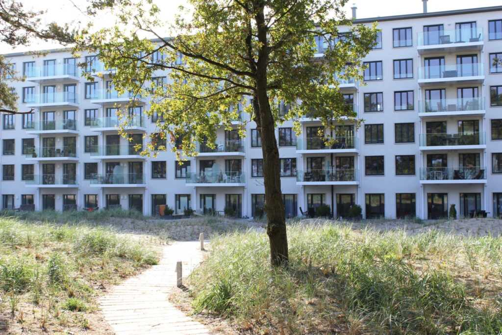 Strandresidenz-Appartement 'A06' in Prora, Apparte