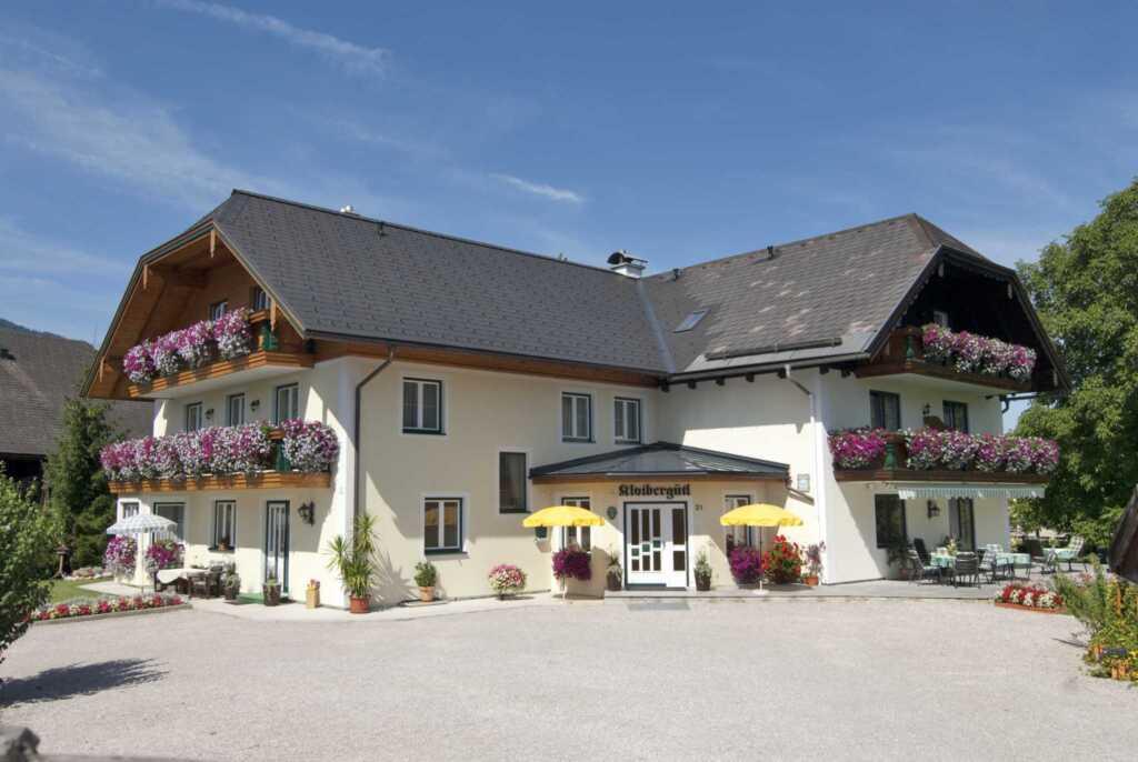 Gästehaus Kloibergütl, Ferienwohnung