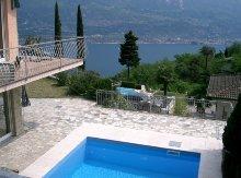 Villa Carlotta Blick auf den Gardasee