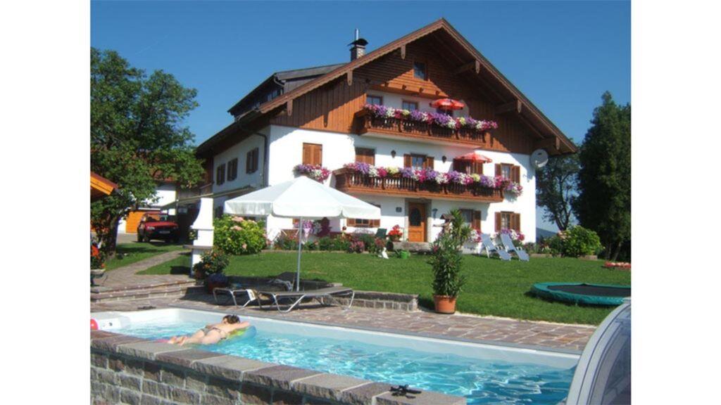 Ferienhof Nu�baumer, Ferienwohnung 2