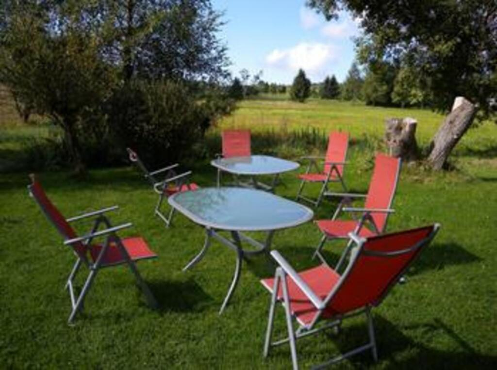 Ferienwohnung bis 4 Personen (TW50156) (Gartenblic