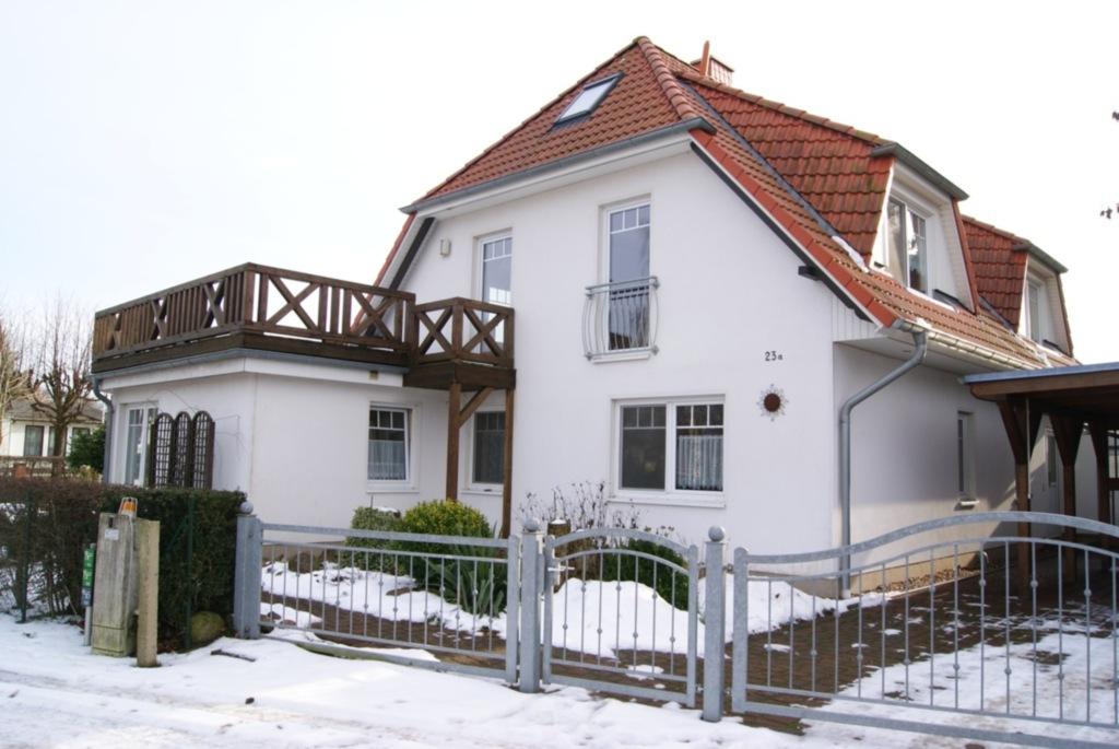 Ostseesonne, Weststrand