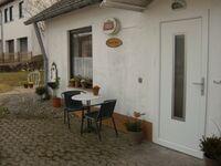 Connies Hütte Apartment ebenerdig mit Terrasse, Connies Hütte mit Privatsauna in Flußbach - kleines Detailbild