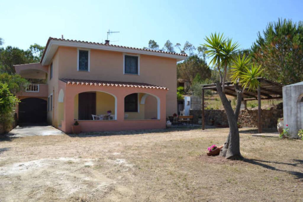 Sardisches Landhaus in Cala Ginepro, Sardisches La