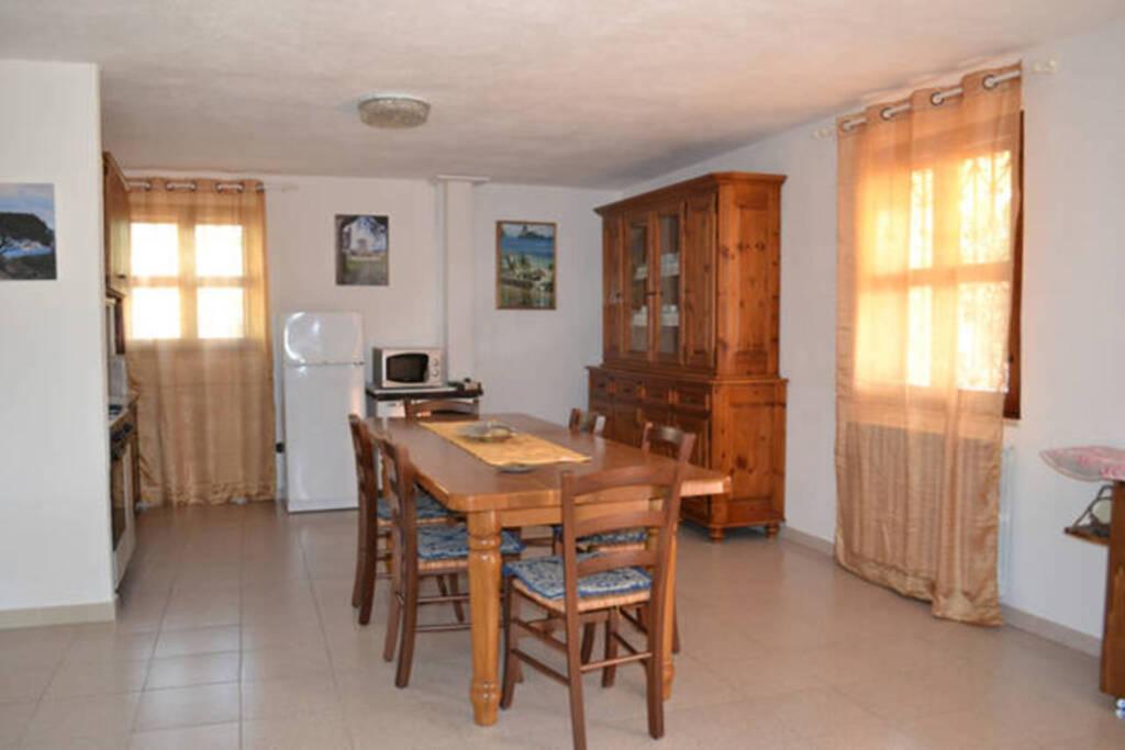 Sardisches Landhaus in Cala Ginepro