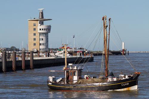 Maritimes Cuxhaven am Radarturm