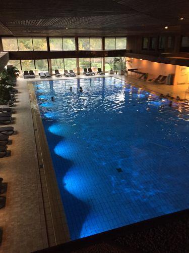 Indoor Pool 10x25 m