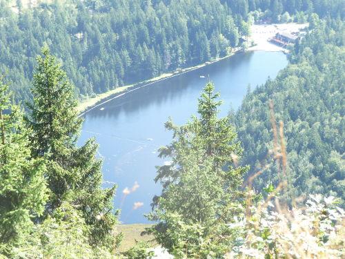 Wanderung über die Höllbachspreng