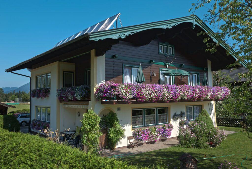 Haus Rosswiese, Ferienwohnung 1 Zimnitzblick (Balk