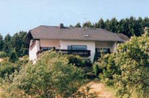 Haus Hinteransicht