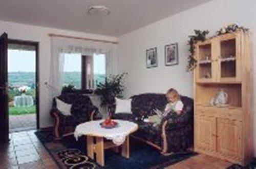 Wohnraum !direkter Zugang auf Liegewiese