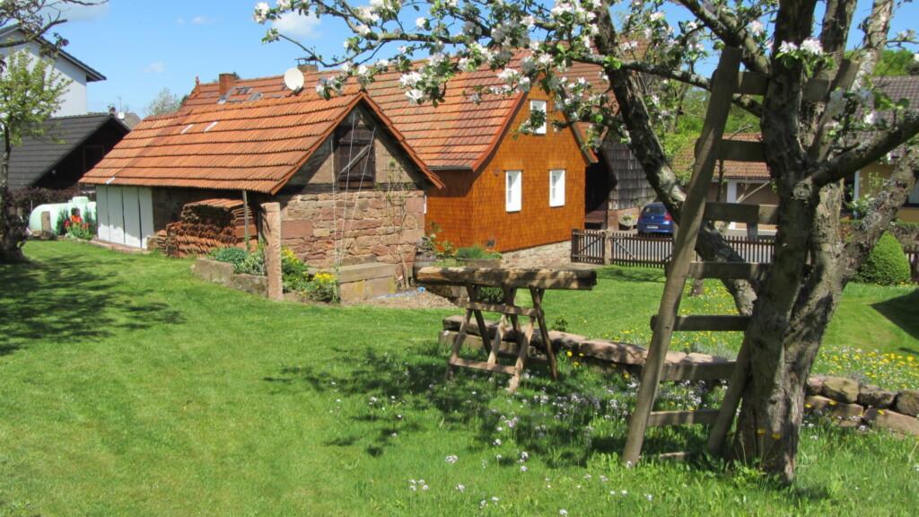 Odenw�lder Ferienhaus He�