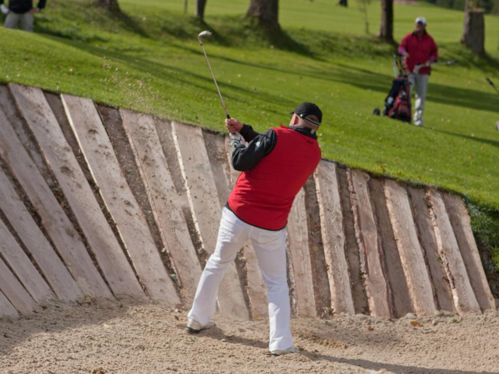 Golf.intersaxonia, Kleines Deluxe Apartment