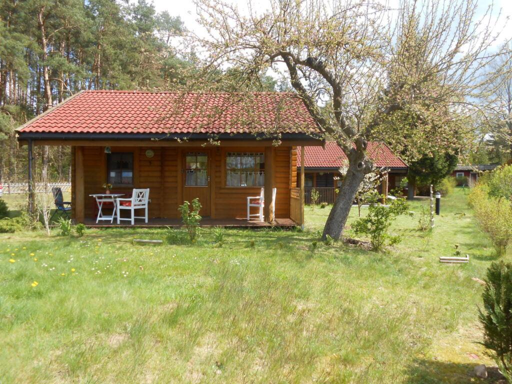 Ferienhaus Hensel am Pälitzsee