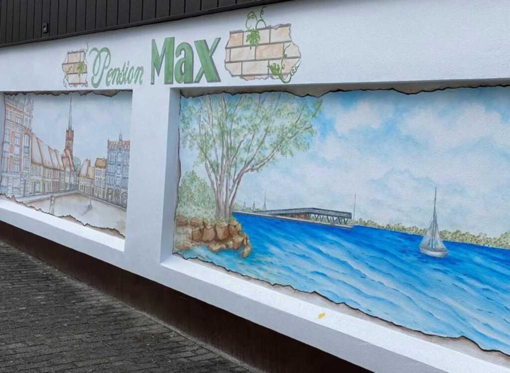 Pension Max, Ferienwohnung