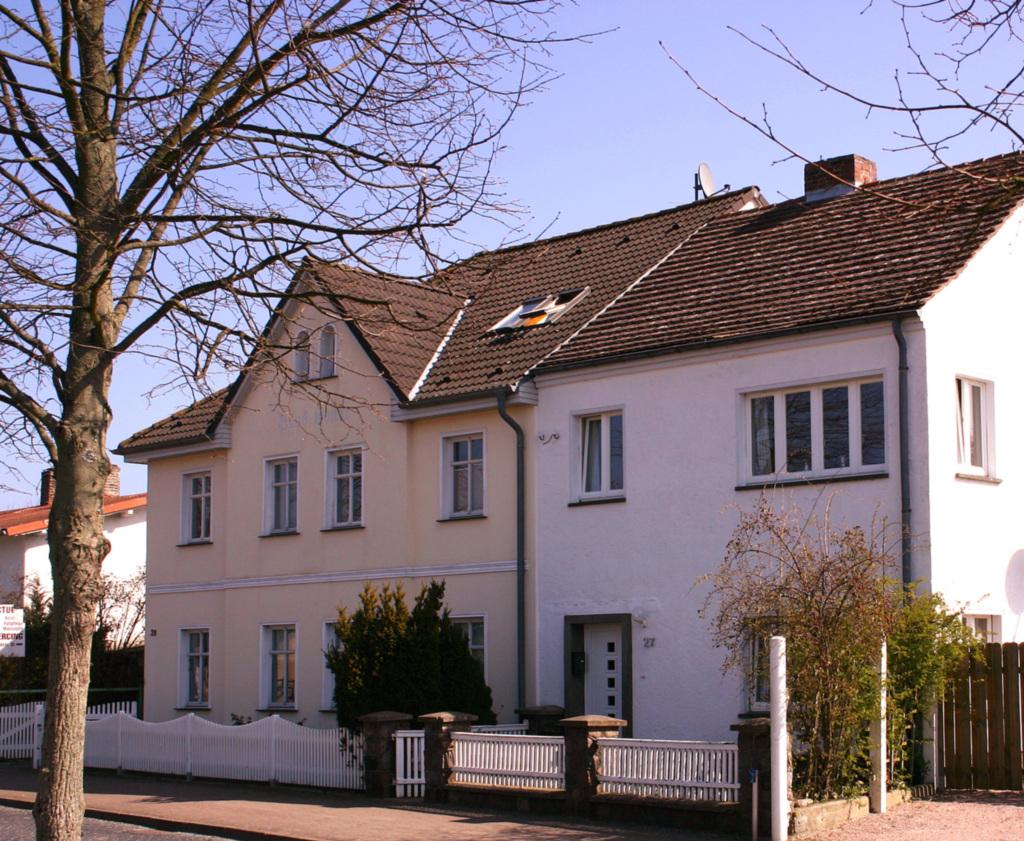 Das alte Stellmacherhaus - Ferienwohnung, Ferienwo