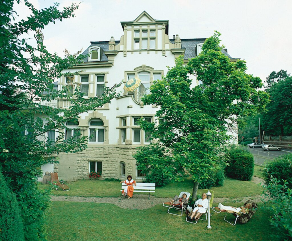 Apartementhotel Erika, Doppelzimmer