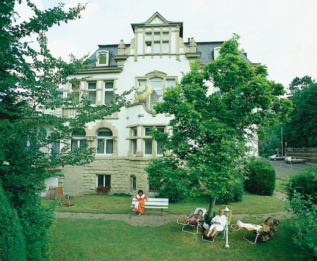 Apartementhotel Erika, Doppelzimmer Balkon