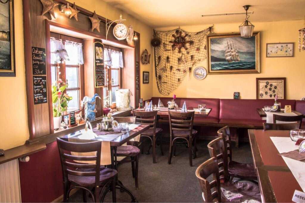 Gaststätte und Pension Schinkenkrug, Ferienzimmer