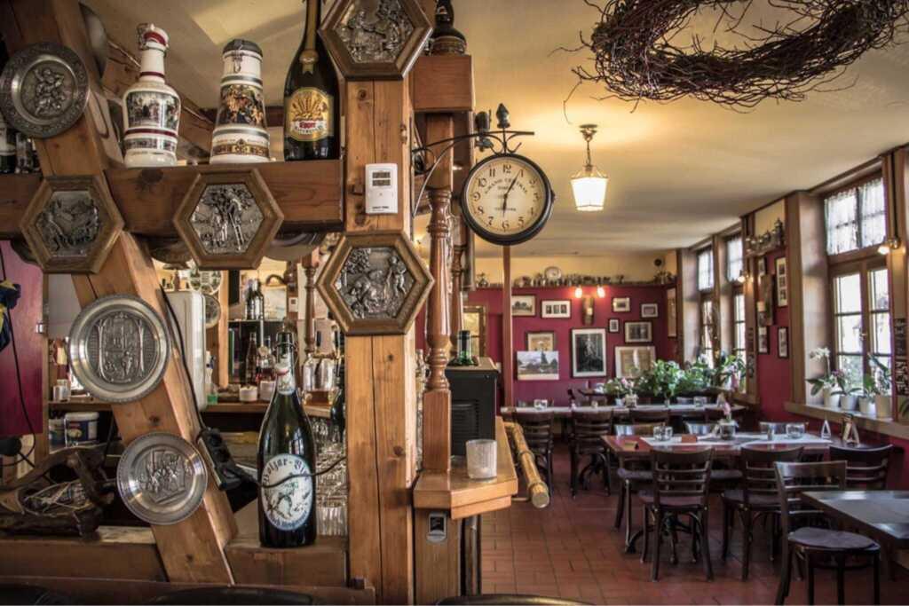 Gaststätte und Pension Schinkenkrug, Ferienwohnung