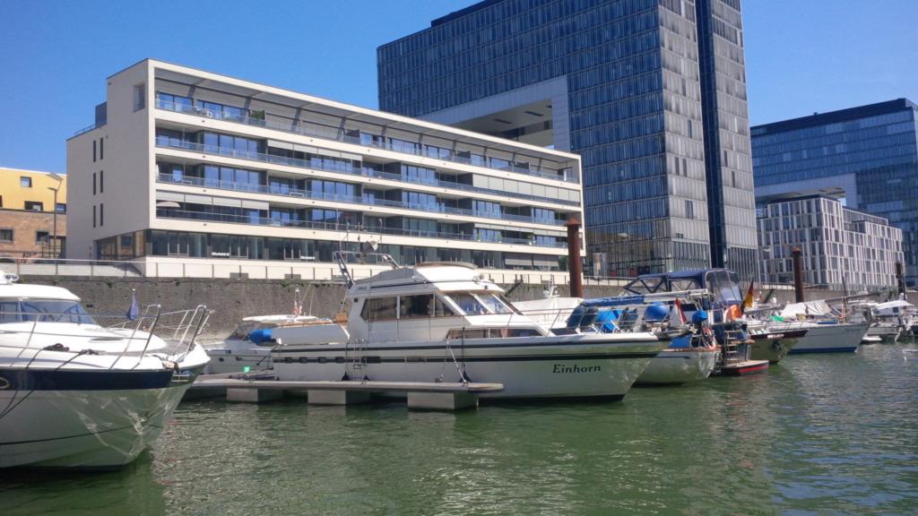Fantasie Boot, Fantasie-Cologne #EINHORN