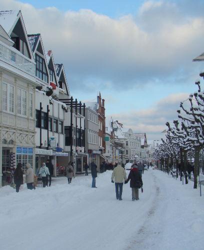 Travem�nde im Winter 2009-10