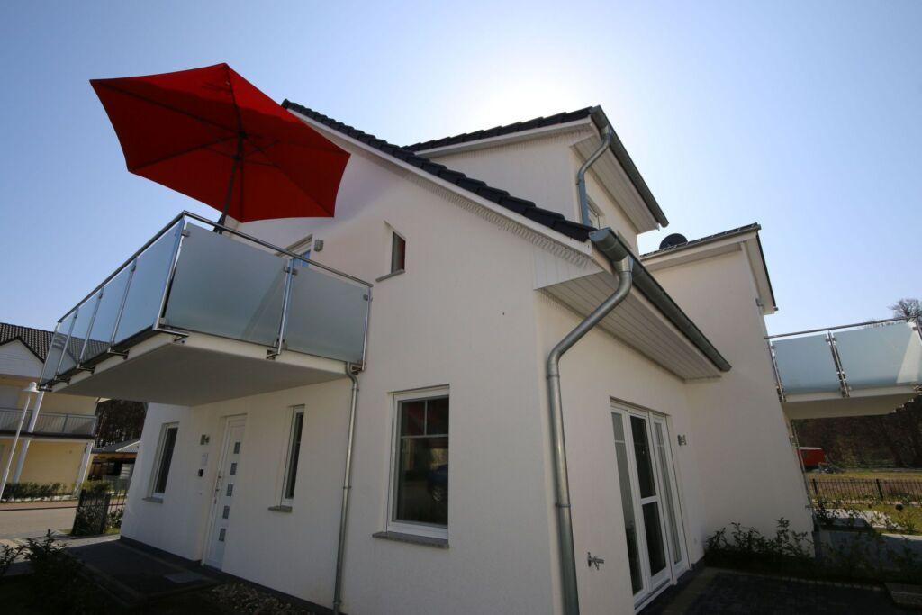 A.01 Haus Möwe Whg. 5 mit Balkon - Thiessow, Haus
