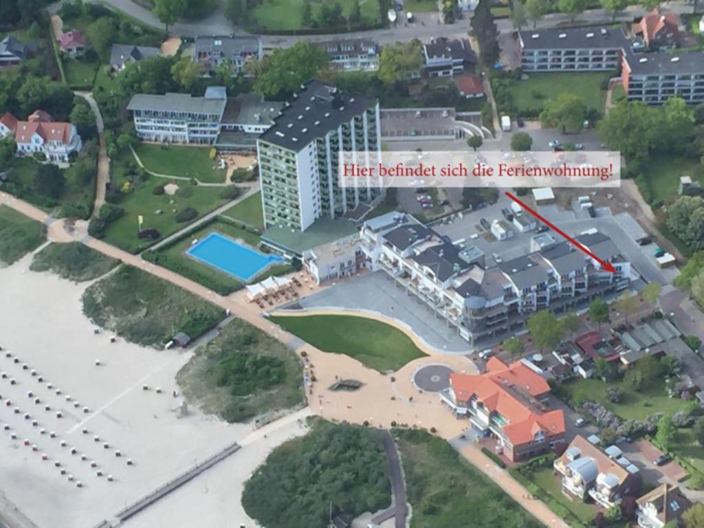 Appartment Seebrise, Villa Meeresrauschen, 'Seebri
