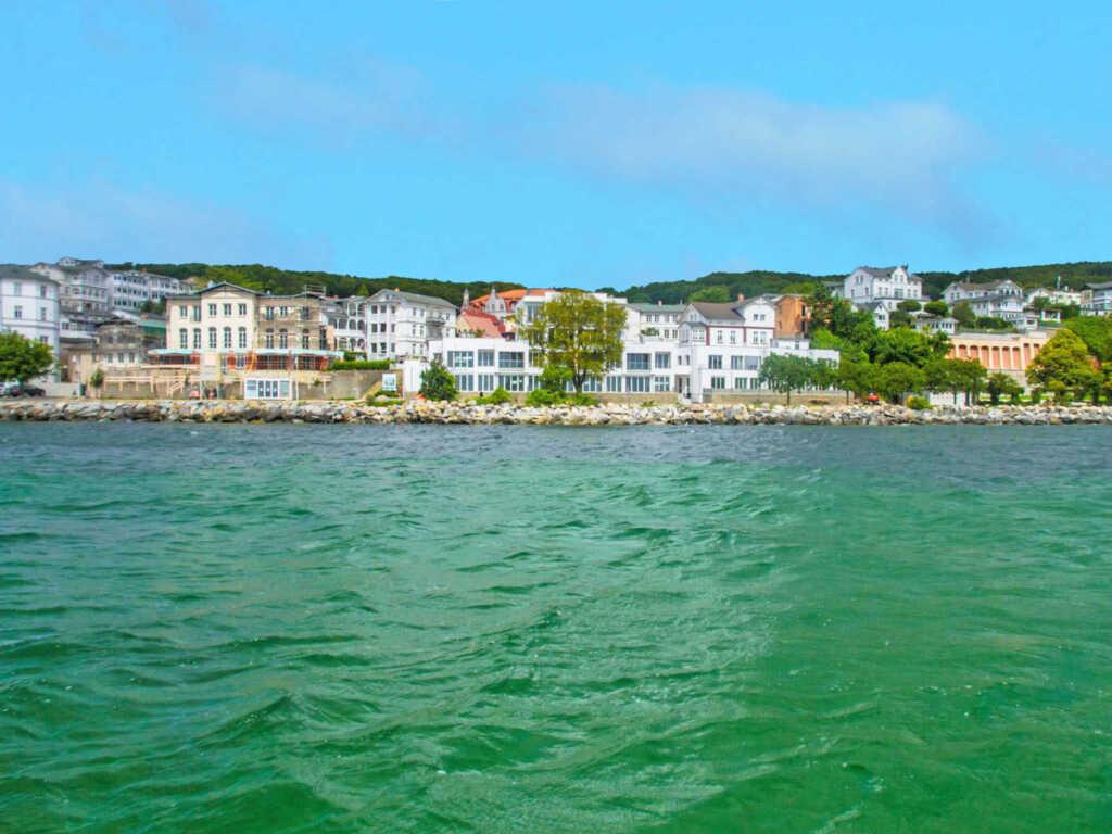 Ostseeresidenz Sassnitz F548 Penthouse 20 mit Meer