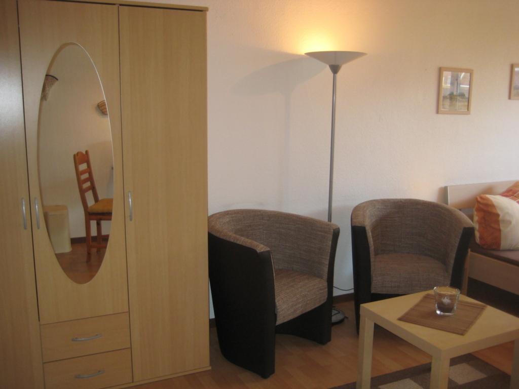 BUE - Ferienhaus Helmcke, 2 Terr re