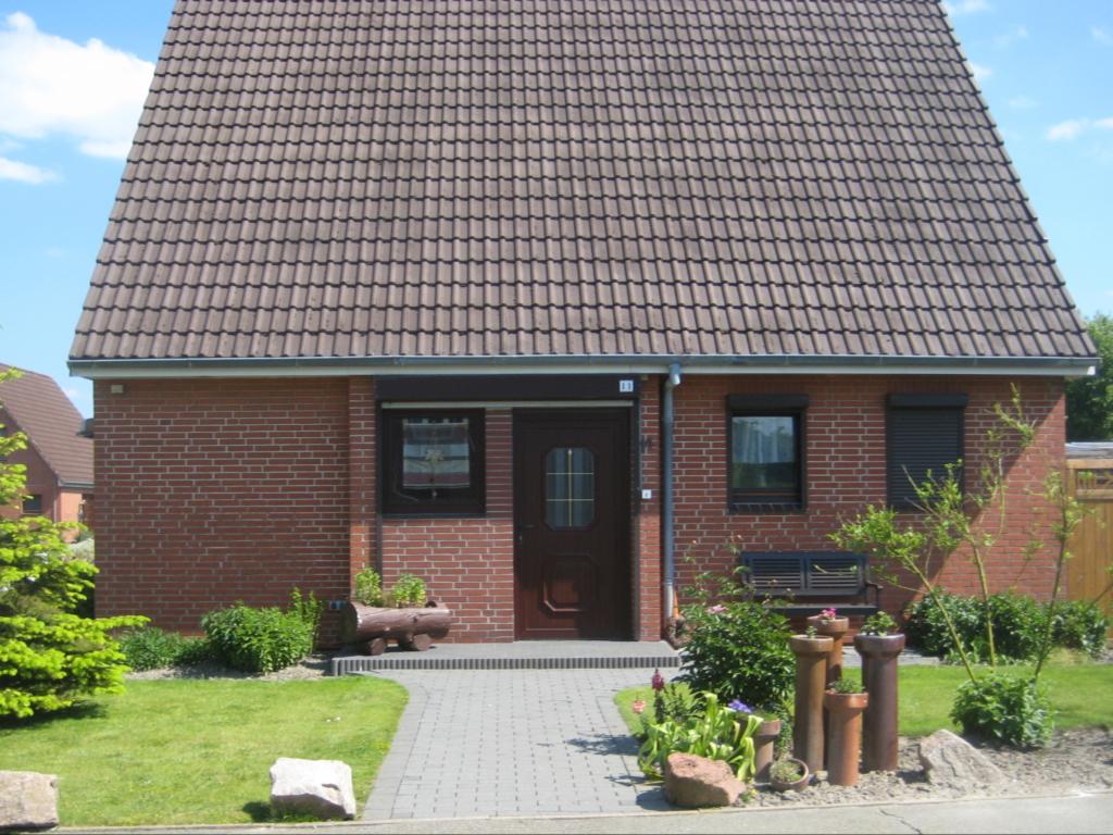 BUE - Ferienhaus Helmcke, 3 Terr li