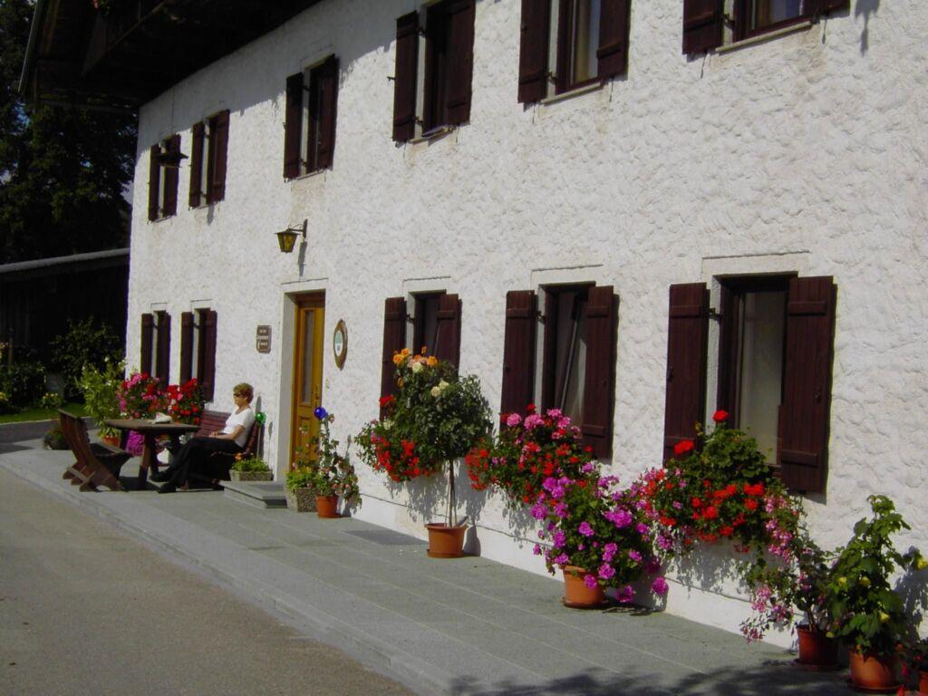 Bauernhof Lenzenmann - Familie Zesch, Ferienwohnun