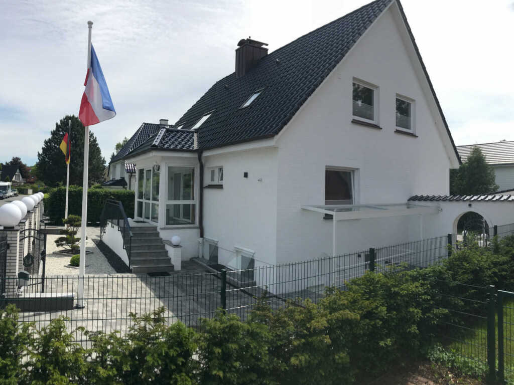 Finkenstrasse, Foftein