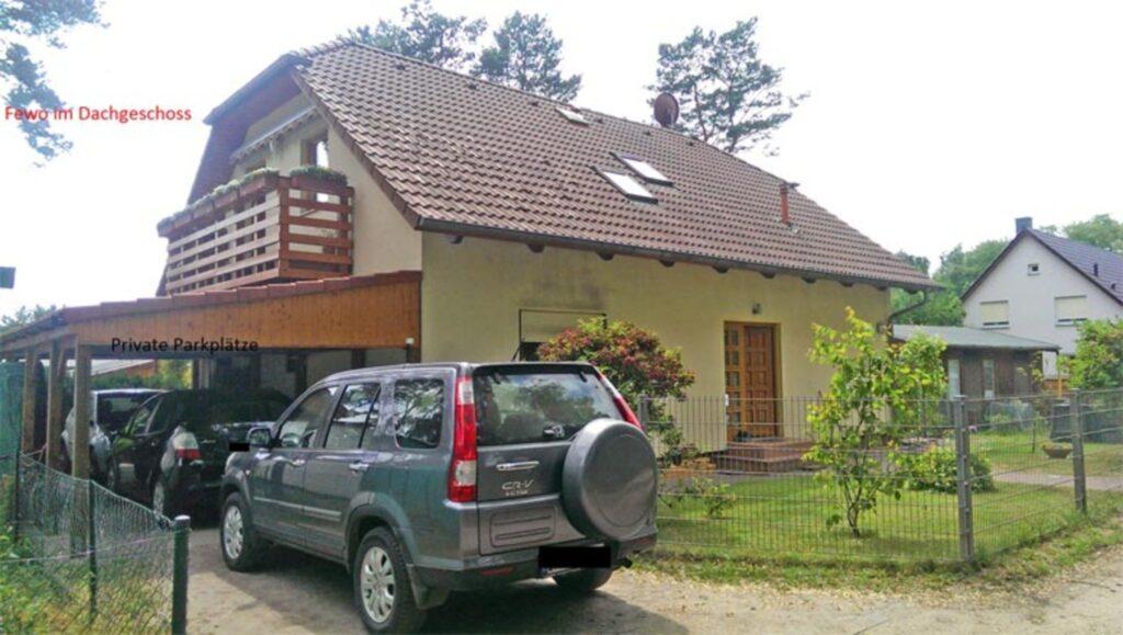 Ferienwohnung Basdorf BRA 1001, BRA 1001