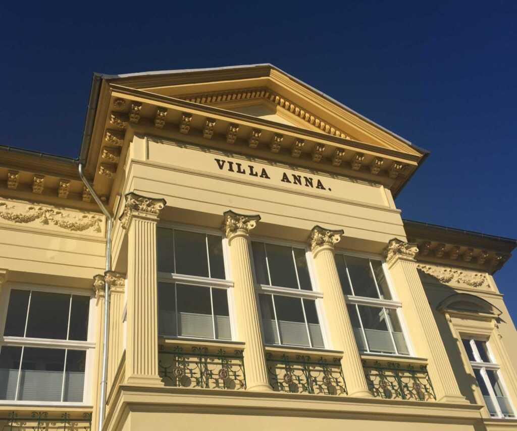 Villa Anna Vis � vis, Vis � vis