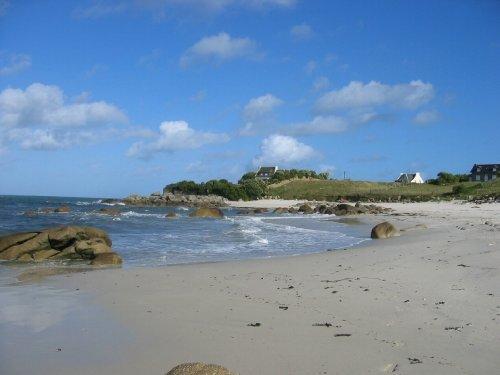 Strand 400 Meter vom Haus
