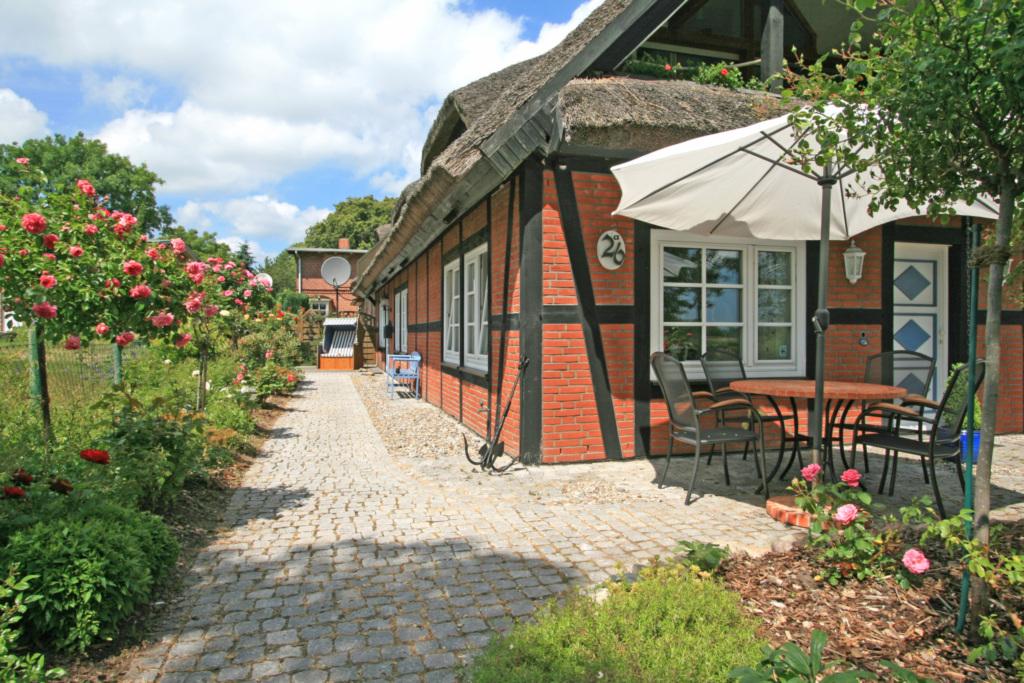 Ferienwohnungen 'ToHus'- Landhaus I, FeWo Gödeke
