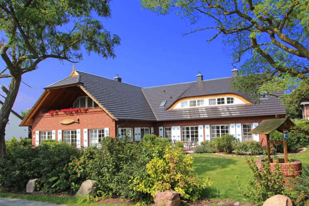 Ferienwohnungen 'ToHus'- Landhaus II, FeWo Störteb