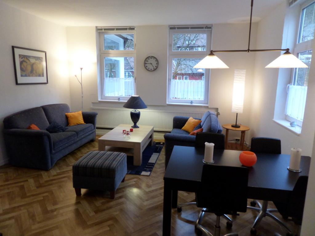 AltesRathaus Wildemann Ferienwohnungen, Bürgermeis