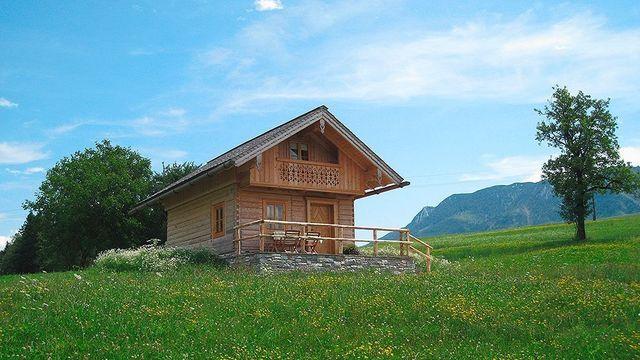 Ferienhütte Wolfgangsee, Ferienhaus Wolfgangsee