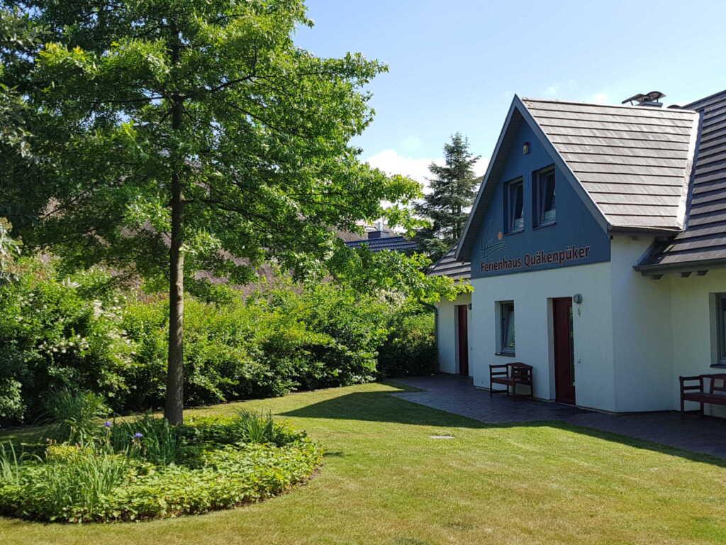 FH Woertelhus mit Sauna, Kamin und Terrasse, 2-Zi