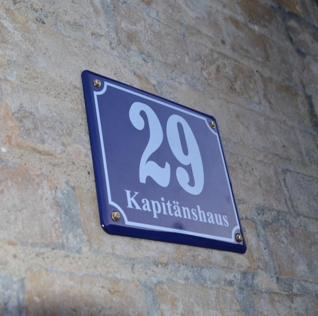 Kapit�nsferienhaus Schaprode, Ferienwohnung Gross