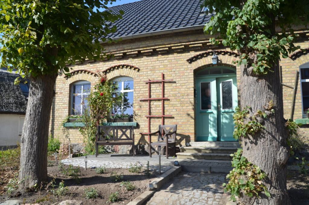 Kapit�nsferienhaus Schaprode, Ferienwohnung Klein