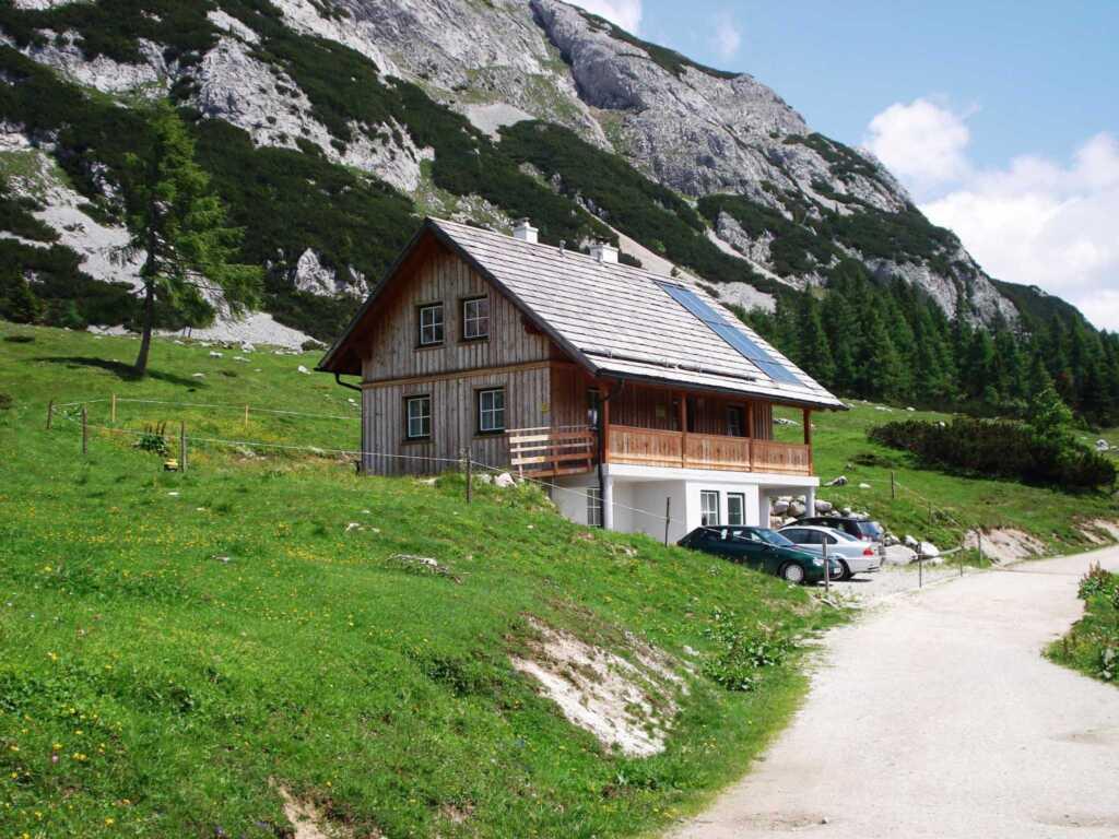 Gindlh�tte, Ferienwohnung 2 Schneiderkogel