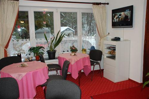 Ferienwohnung Wohn- Fernsehraum 1.1