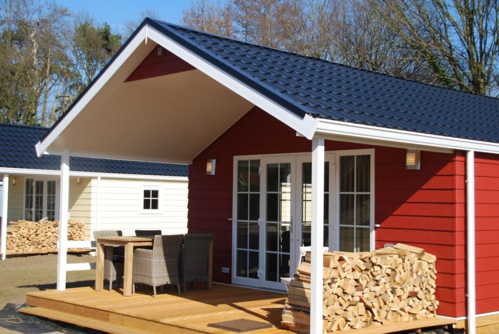 Recreatiepark Het Winkel, Chalet Lodge 6 Personen