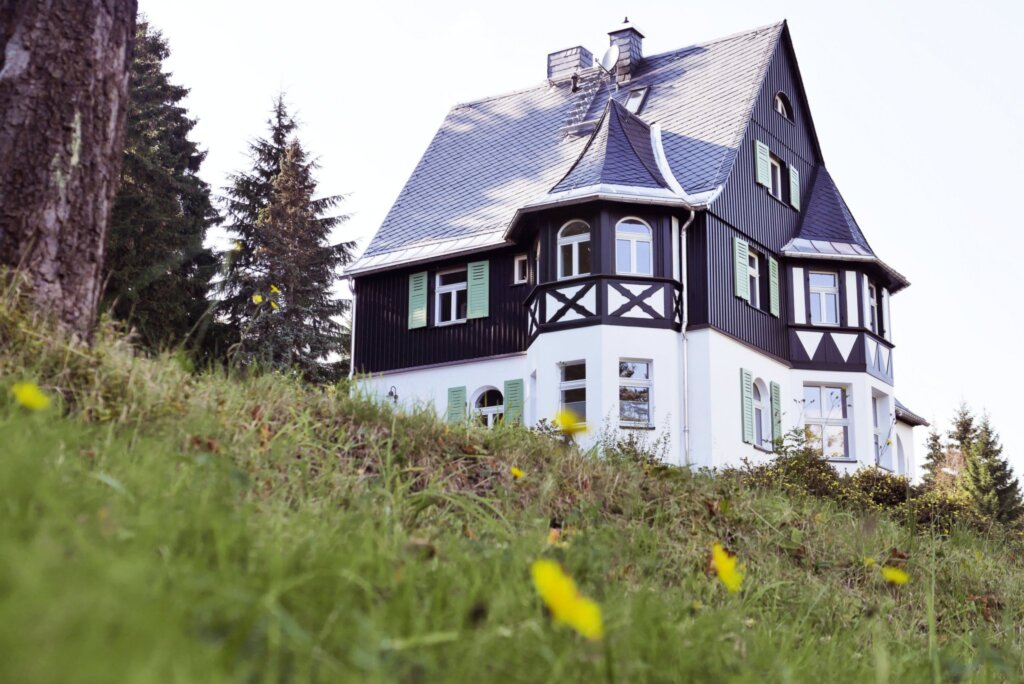Ahornallee, Ahornspitze