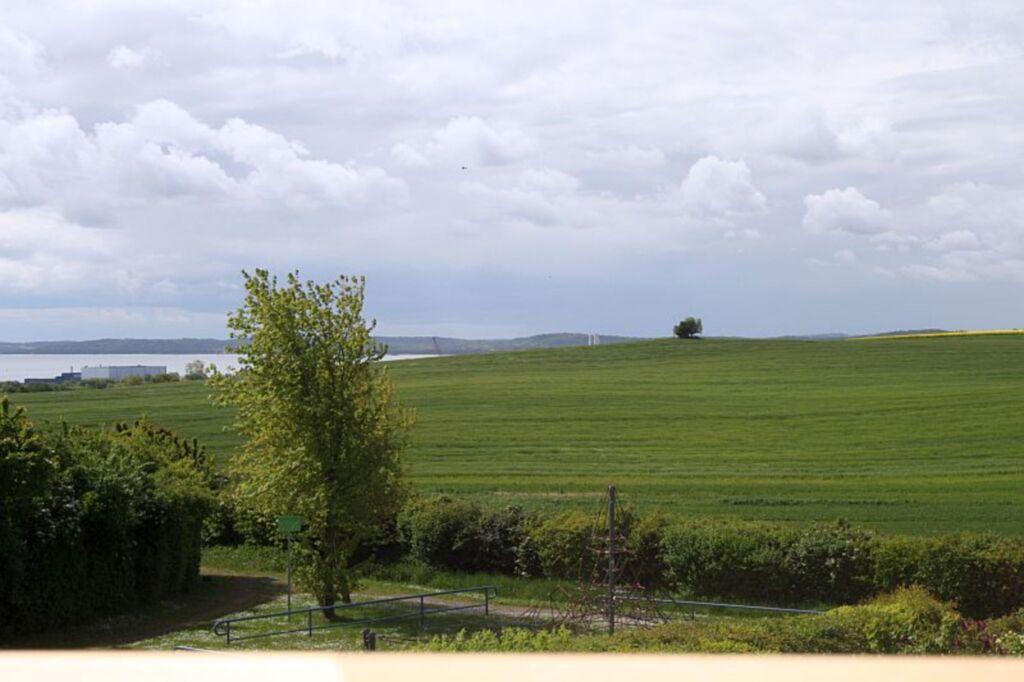 Rügen-Fewo 291, Blick up de See
